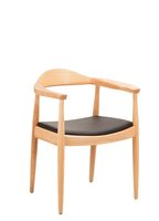 Forli Armchair Solid Ash Wooden Chairs
