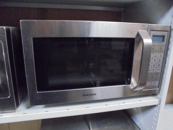 Samsung commercial microwave