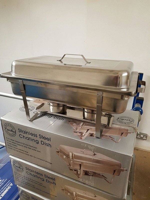 Chafing Dishes / Trays