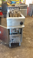 Lincat OPUS OG7106 Nat Gas Deep Fat Fryer £625 NO VAT
