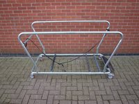 2 x Banquet Table Trolley