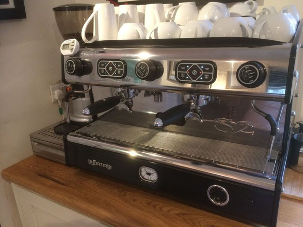 secondhand catering equipment 2 group espresso machines. Black Bedroom Furniture Sets. Home Design Ideas