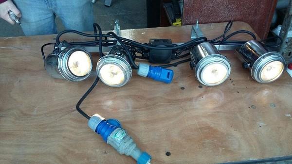 Bulb Spotlights