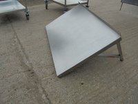 Stainless Steel Wall Shelf (4424)