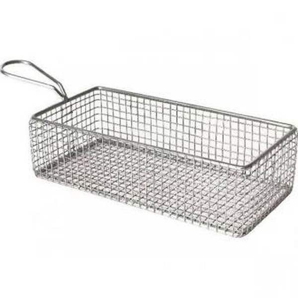 Secondhand catering equipment crockery and china for Fish fryer basket