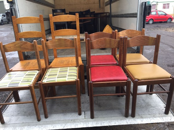 Second Hand Chairs .