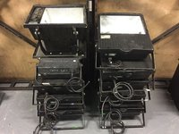 10x HQI 400W Flood Lights