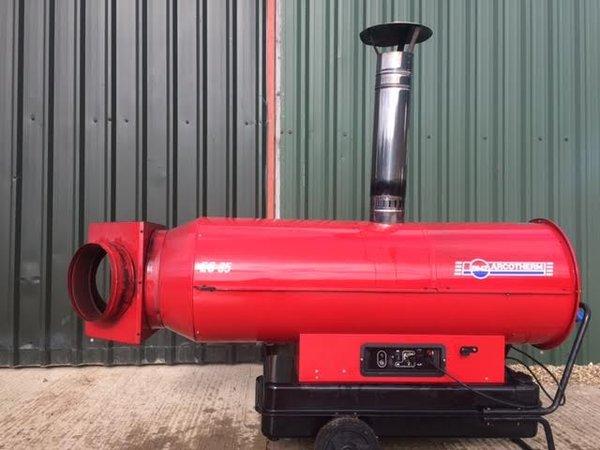 Arcotherm EC 85 diesel heater