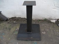 """17x """"Industrial """" Style Table Bases (Code TB 313A)"""