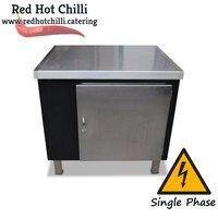 Vulcan Pass-Through Hot Cupboard (Ref: RHC2155) - Warrington, Cheshire