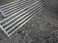 Stainless Steel Wall Shelf (4443)