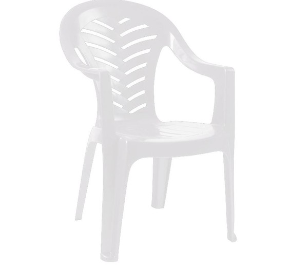 High Quality Stacking Garden Chair with UV Protection