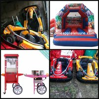 Kids entertainment business