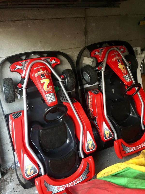 Torro Fully electric go karts