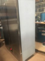 Foster Double Slim Freezer Model Fsl 800L