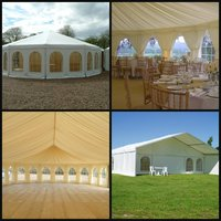Wedding marque for sale