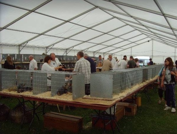 Dry Hire Marquees