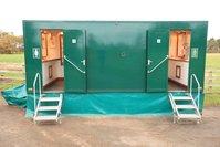3+1 Luxury Toilet Trailer Unit