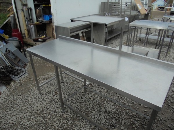 Stainless Steel Table (4451)