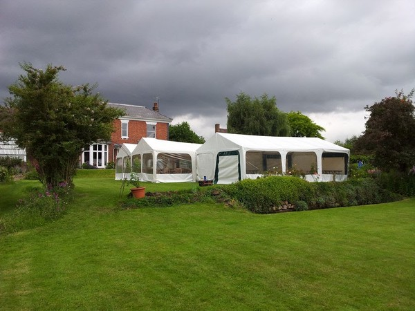 Pavilion Party Marquees