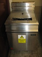 Falcon Dominator G3860 Twin Basket Gas Fryer
