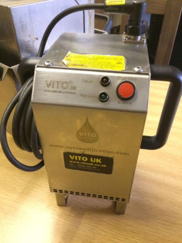 Vito Oil Filtration System - Vito 80