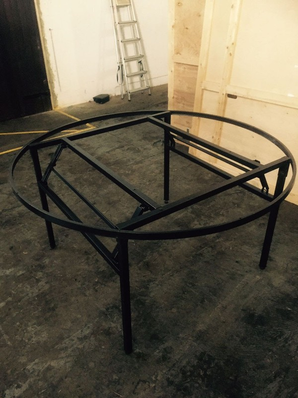 1.8m Width round tables (new)