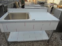 New Stainless Steel Sink (4463)
