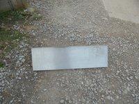 Stainless Steel Wall Shelf (4474)