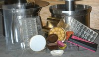 Job Lot Chocolate Making Moulds & Fountains