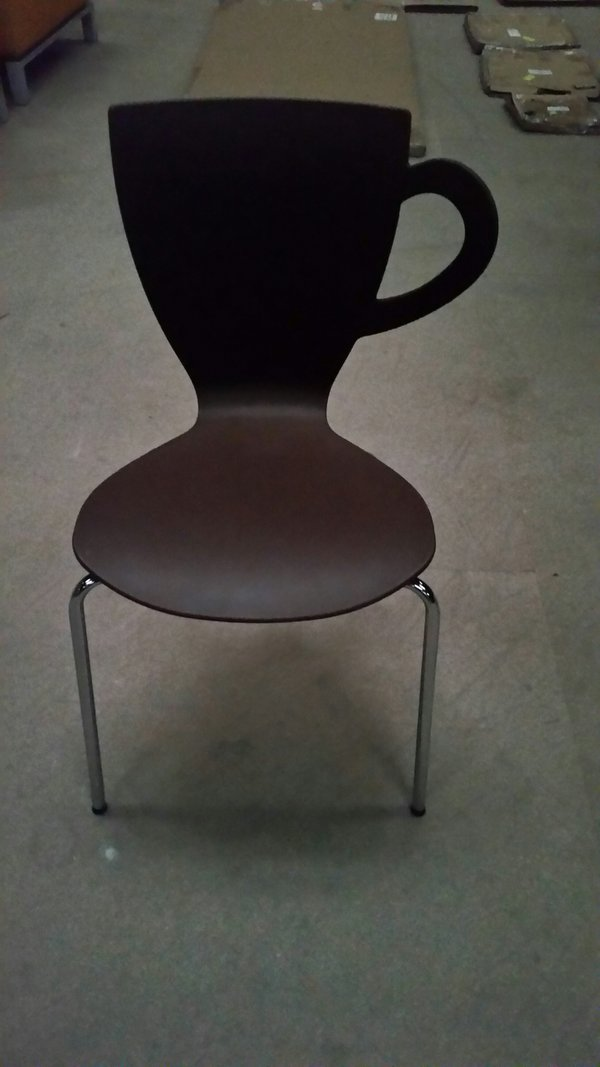 40 No. New Coffee cup chairs - Derby