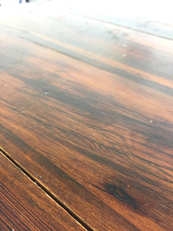 Reclaimed Wooden Table Tops