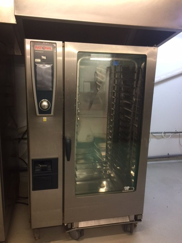 Secondhand Catering Equipment Electric Ovens
