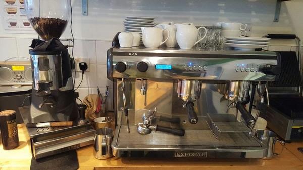 Secondhand Catering Equipment Expobar Espresso Machines