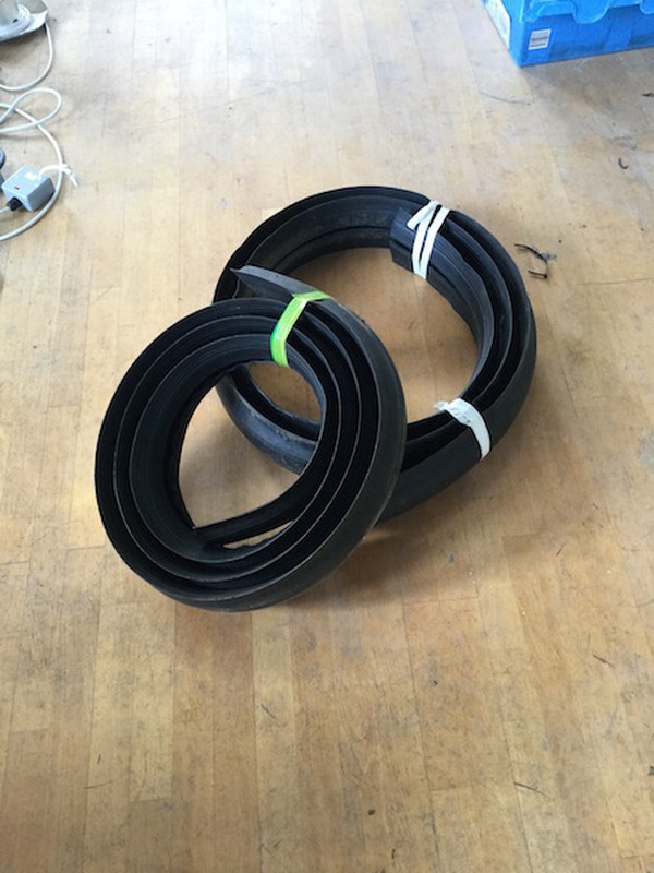 Rubber Cable Protector