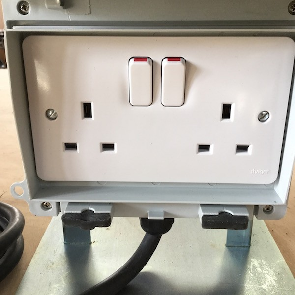 Double Socket Outlets