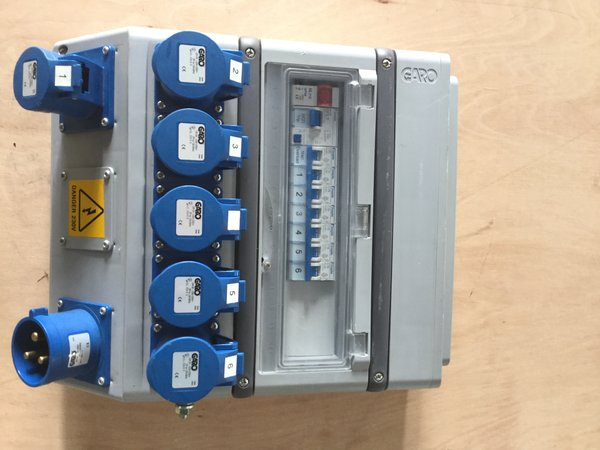 Power Distribution Unit