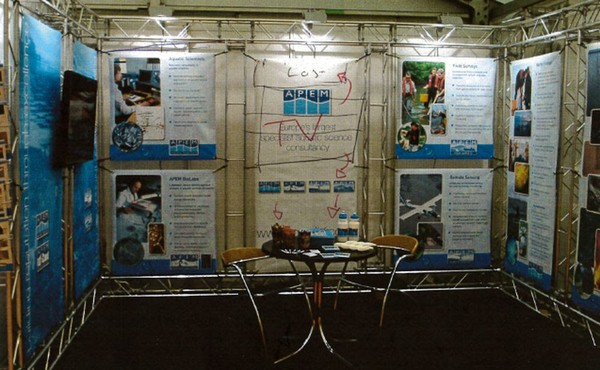 Exhibition Gantry System