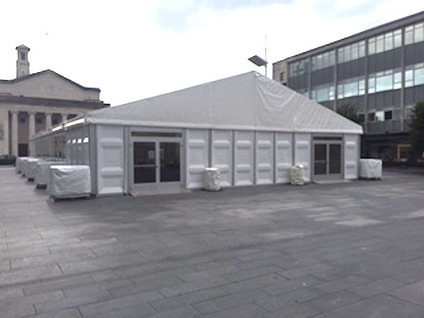 Marquee Dry Hire Hampshire 3m – 30m