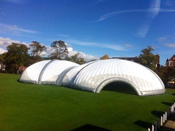 24m x 48m Inflatable Structure (Peanut)