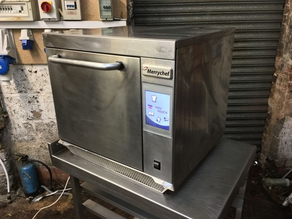 Merrychef E3 Accelerated Cooking Electric Oven