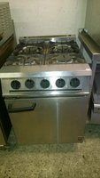 Falcon Dominator 4 Burner Cooker