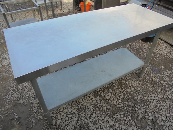 Stainless Steel Table (4490)