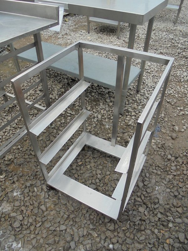 Stainless Steel Dishwasher Stand (4498)