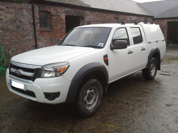 Ford Ranger 2.5 TDCi XL Double Cab 4 x 4 Pick Up 4 door