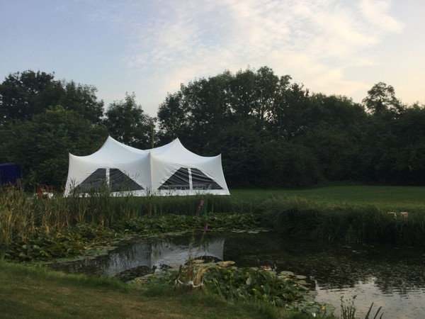 New Capri Marquee 22ft by 44ft