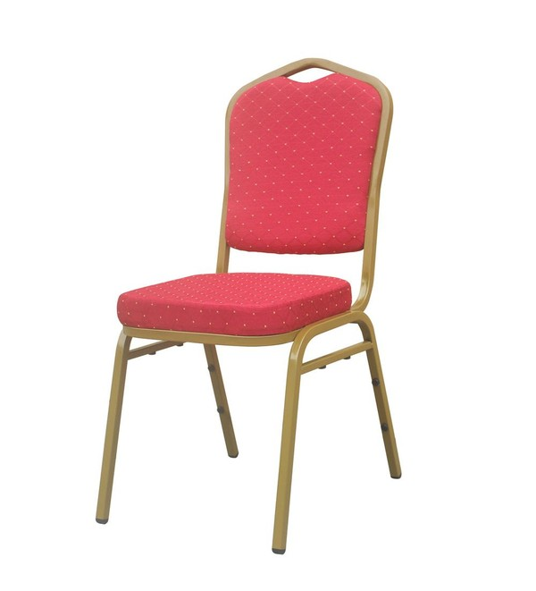 Stackable used banquet chairs
