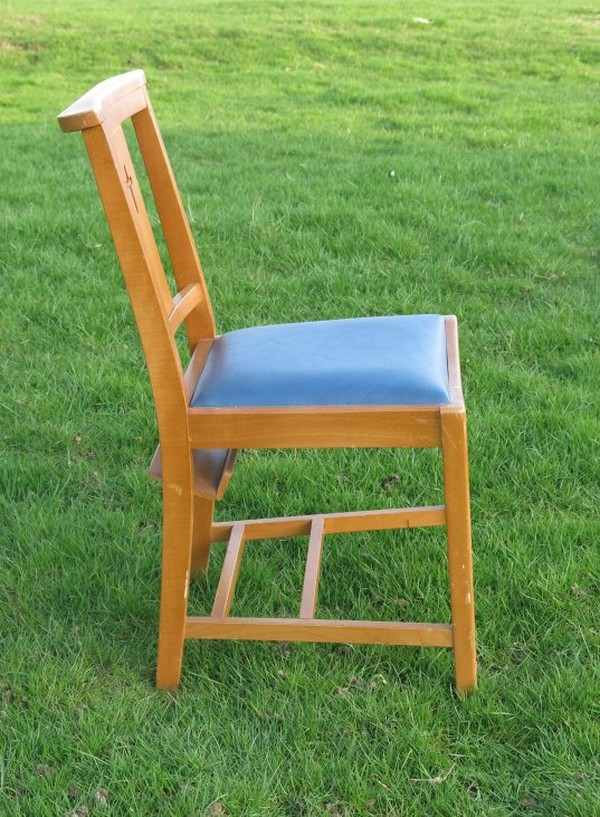 60's church chairs for sale
