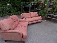 """Sofa Workshop """"Miss Clementine"""" sofas"""