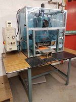 Foil Blocker - Hot Press Marking Machine